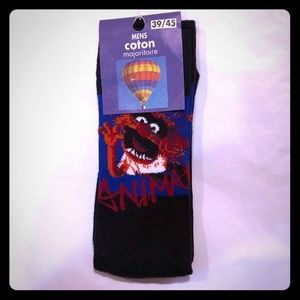 """Other - The Muppets """"Animal"""" Socks"""